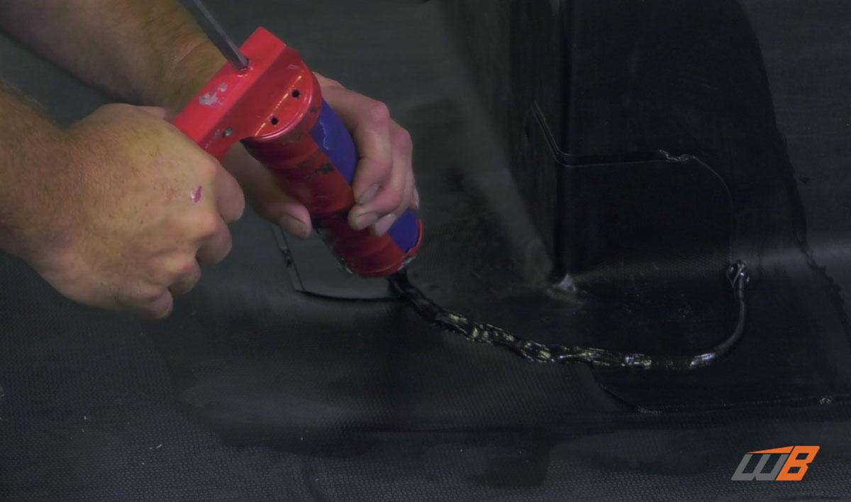 How To Apply Epdm Outside Corner Using Peel Amp Stick