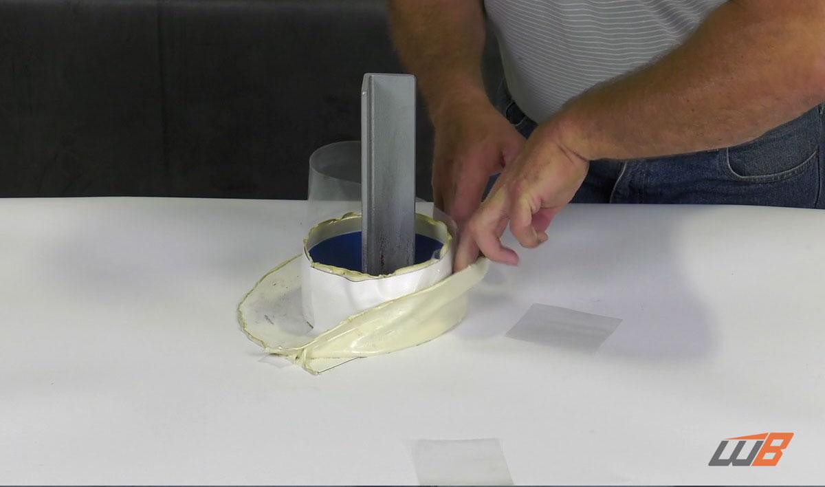 Epdm Pourable Sealer Pocket Weatherbond Roofing